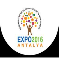 EXPO2016 АНТАЛЬЯ