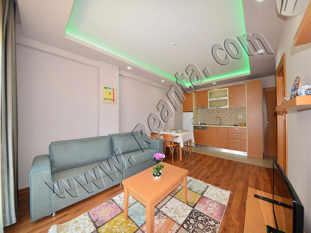 Купить 1 комнатную квартиру в турции